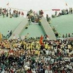 aksi demo menuntut Suharto mundur 1998