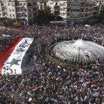 Syria-pro-Assad-rally