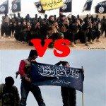 ISIS vs Al Nusra