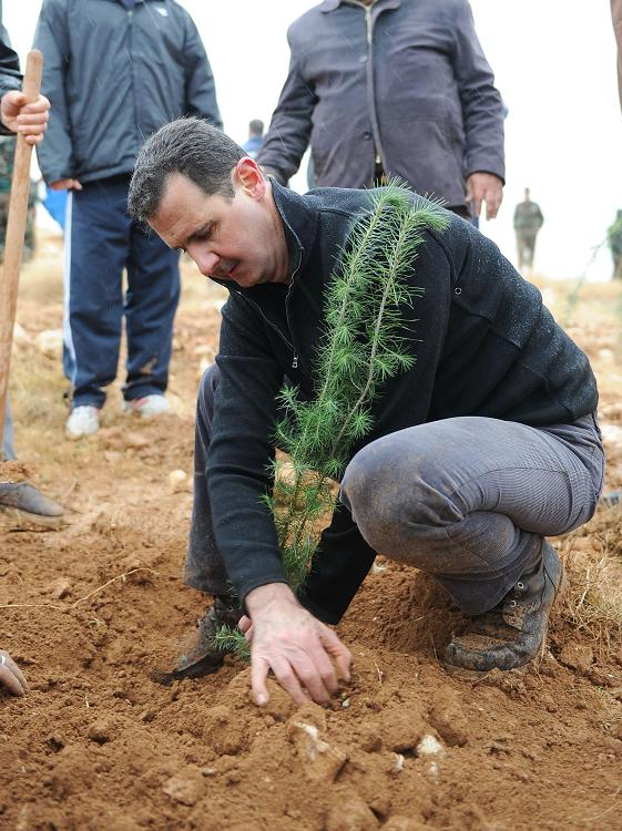 [Jurnal] Assad: Rezim Suriah dan Strategic Worldview (4 ...