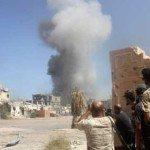 Pasukan Libya bertempur melawan ISIS di kota Sirte