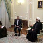 presiden iran dan menlu kuwait