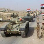 pasukan tank irak di mosul