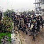 pasukan arab suriah