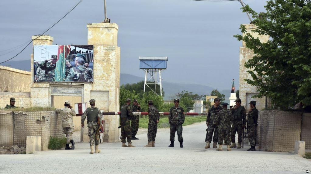 pasukan afghanistan