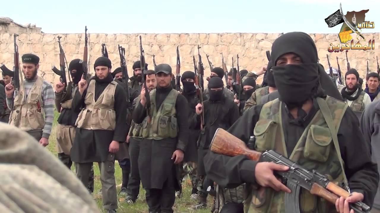 jaish al-islam syria