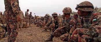 tentara yordania