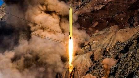 rudal iran jarak sedang