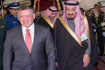 saudi-yordania
