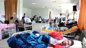 kolera di yaman