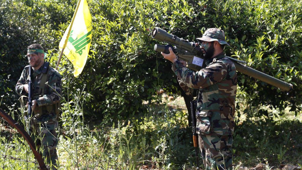pejuang hizbullah