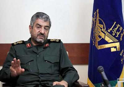 iran mohammad ali jafari