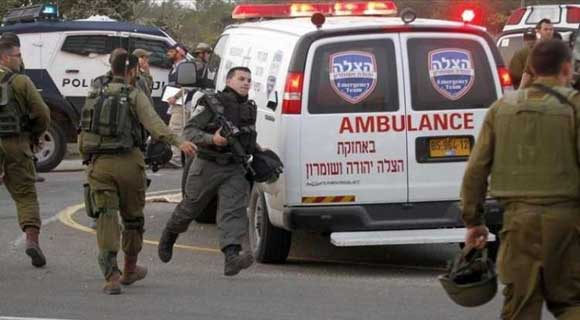 ambulan israel