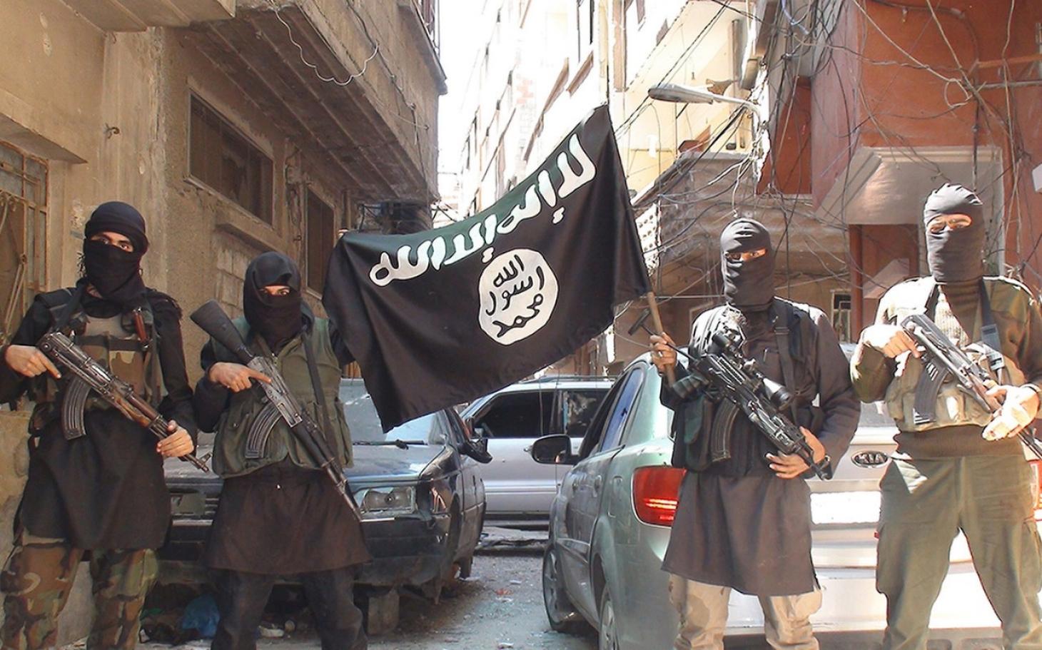 ISIS di Yarmouk
