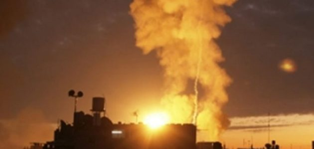 serangan israel ke gaza