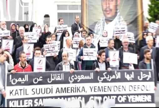 demo pro-yaman di turki
