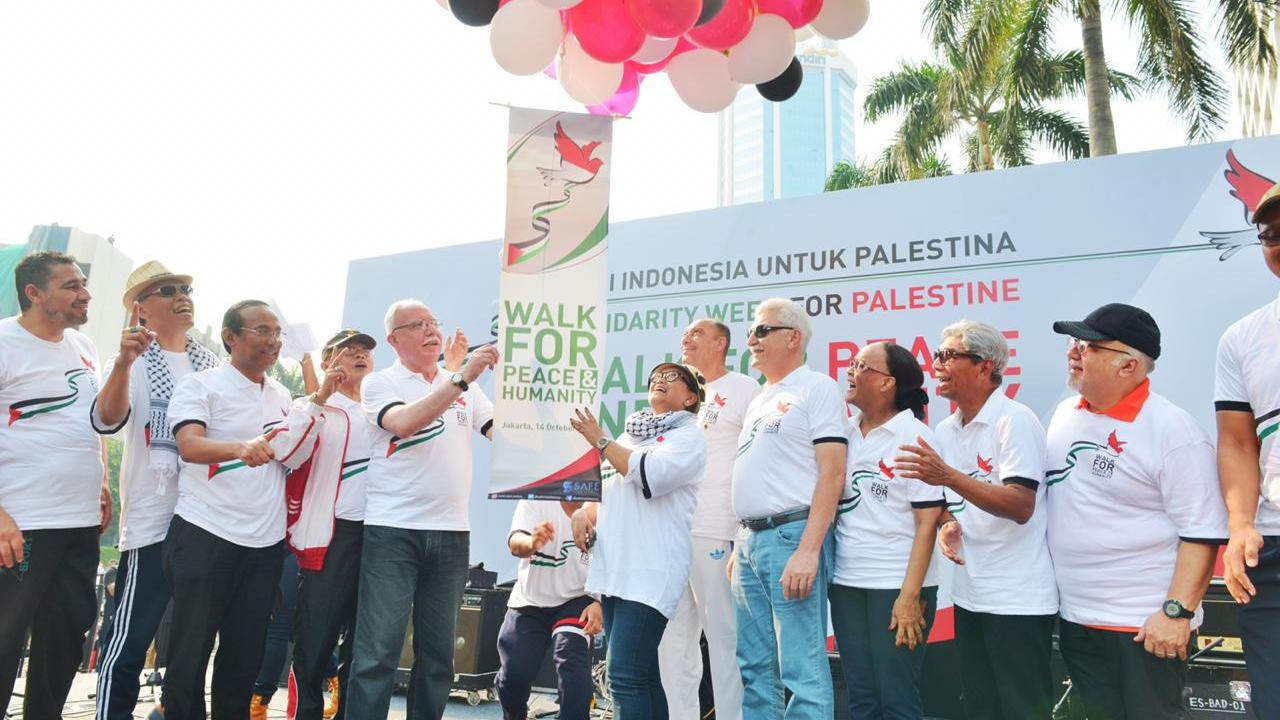 Walk for Peace & Humanity (Jakarta, 14/10)