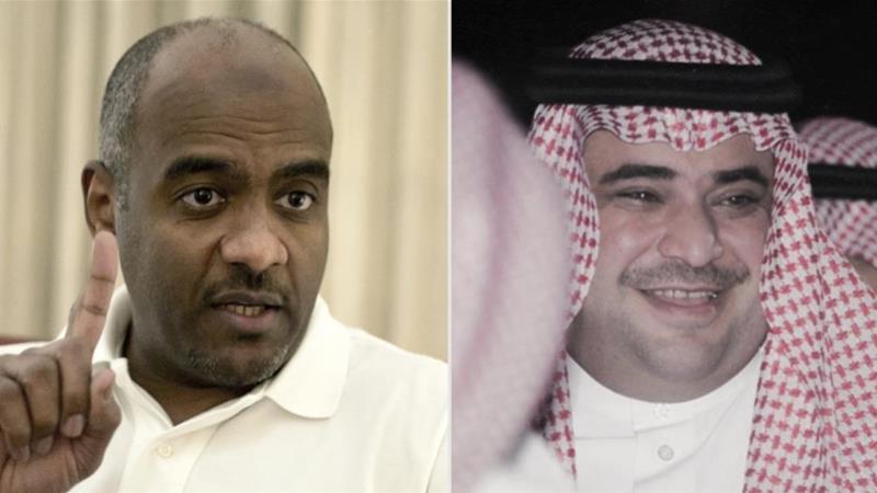 Ahmed Asiri dan Saud al-Qahtani