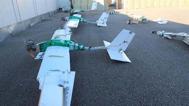 drone teroris suriah