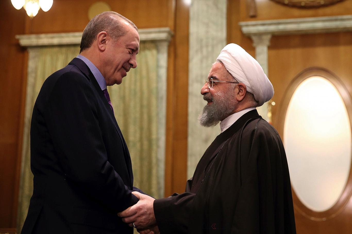 rouhani dan erdogan2