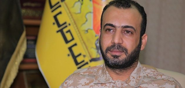 jubir Brigade Hizbullah Jaafar al-Hussaini