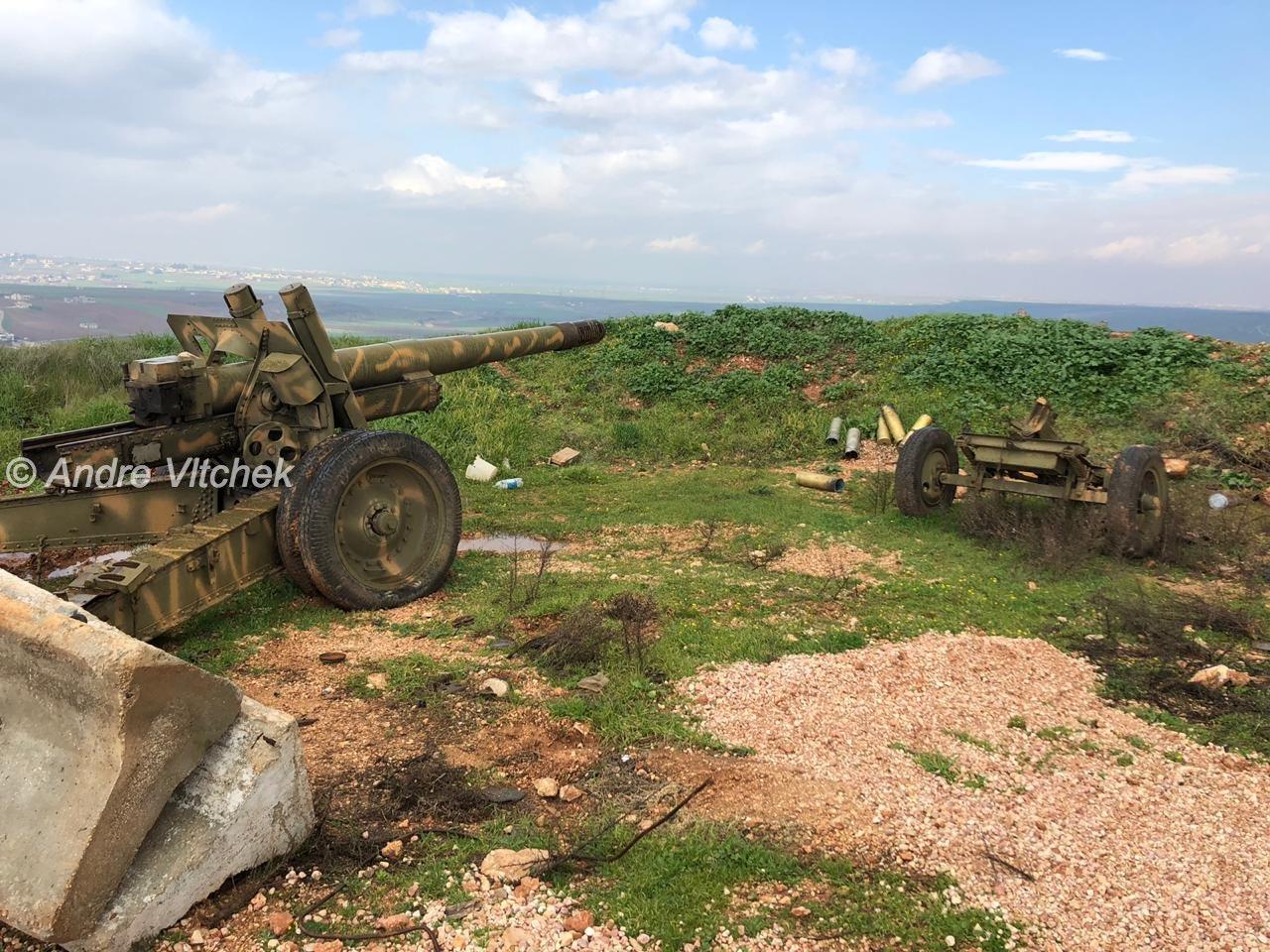 Artileri Suriah&Rusia mengarah ke Front Al Nusra