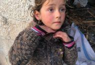 Gadis kecil ini menyaksikan pemenggalan kepala oleh ISIS