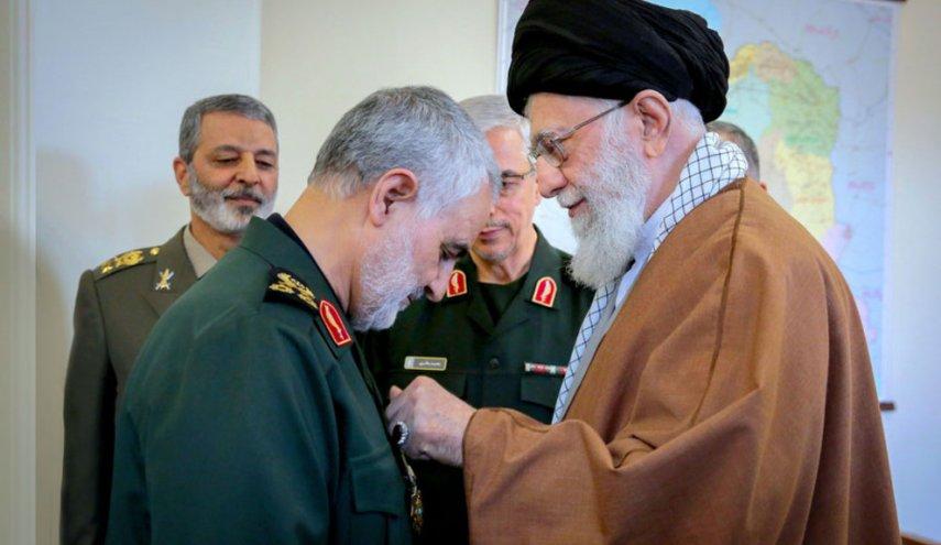 khamenei - solemaini