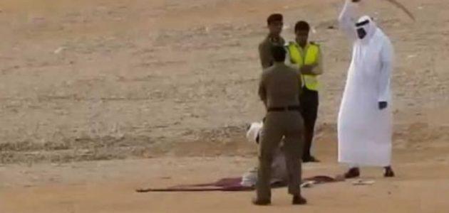 eksekusi di saudi