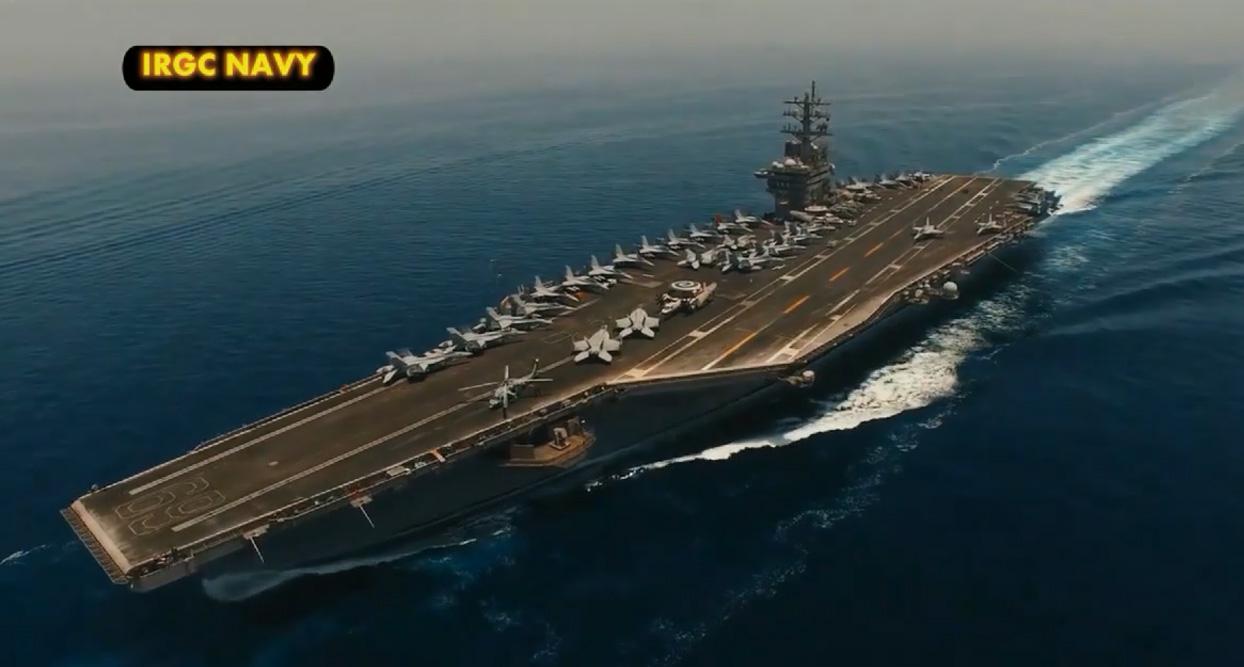 kapal induk AS