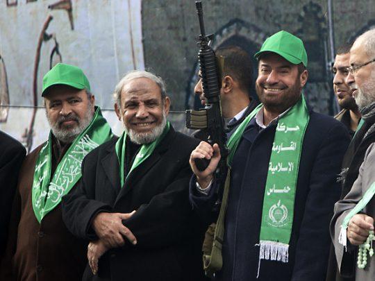 hamas mahmoud al-zahar