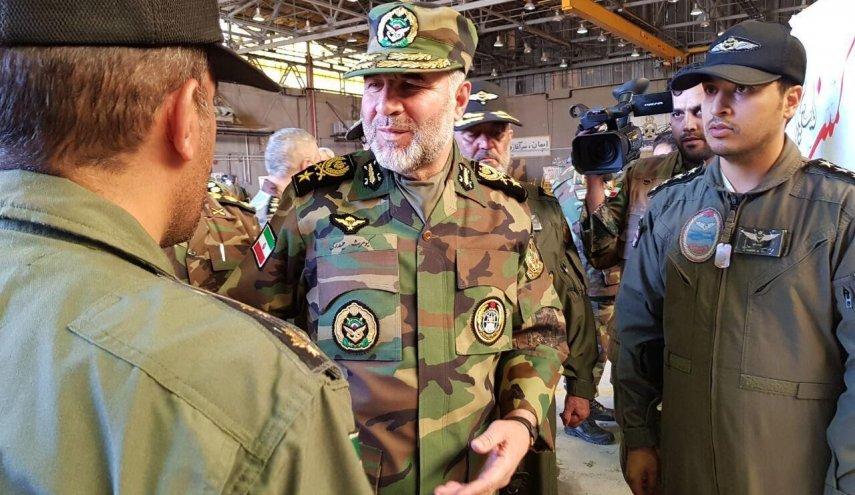 iran jenderal Kioumars Heydari