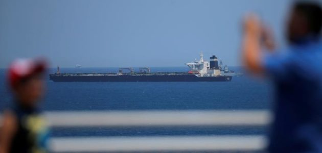 kapal supertanker minyak