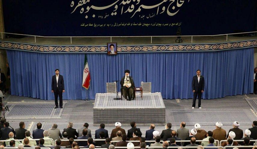 sayid khamenei dan panitia haji 2019