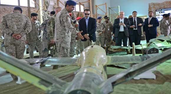 aliansi saudi dan drone yaman