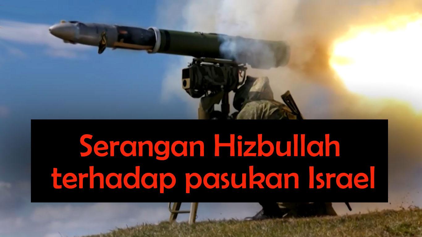 serangan hizbullah