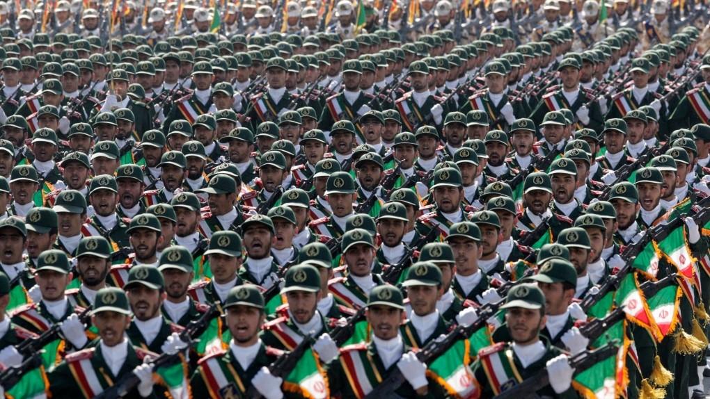 IRGC Iran