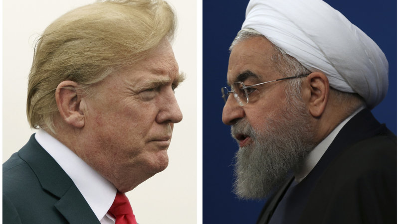 trump-rouhani