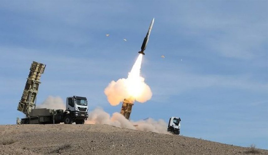 pertahanan udara iran talash