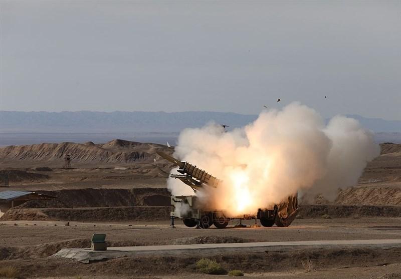 pertahanan udara iran