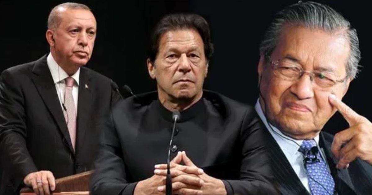 erdogan, mahathir, dan imran khan