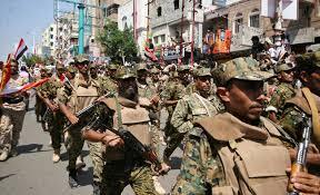 pasukan mansour hadi di yaman