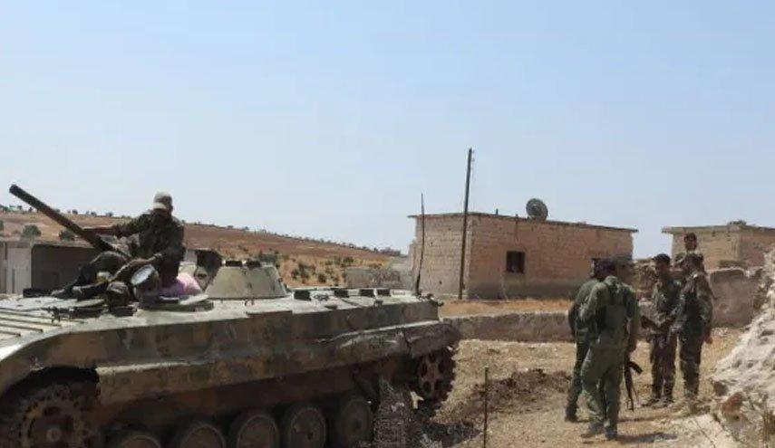 SAA di Idlib