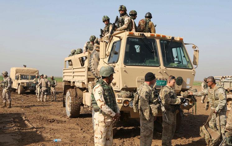 pasukan prancis di irak