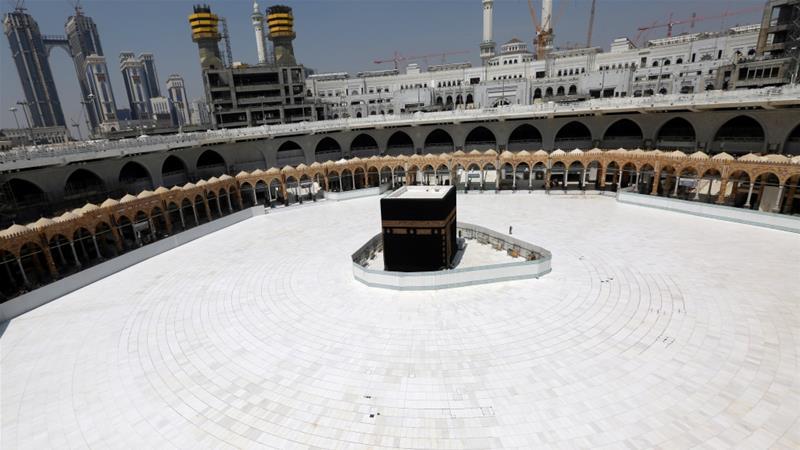 masjidil haram di musim corona2
