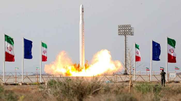 satelit militer iran - nour 1