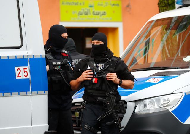 jerman anti-hizbullah