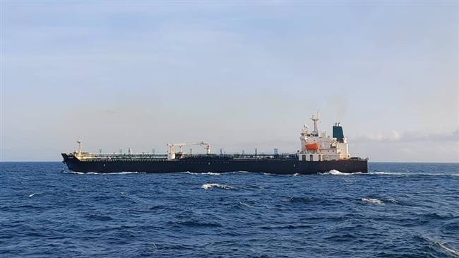 tanker iran ke venezuela