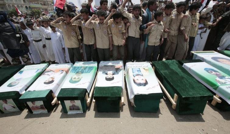korban tewas anak yaman