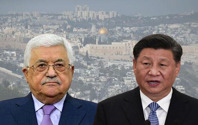 china-palestina
